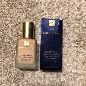 Estée Lauder Double Wear Foundation Spiced Sand